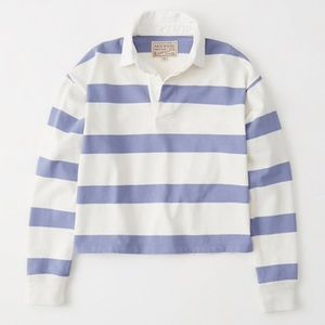Abercrombie and Fitch Rugby Polo